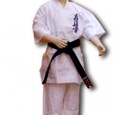 Gi Kyokushin Standard*Bumbac*Alb*160 cm - Taekwondo