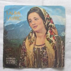 """Laura Lavric - Laura lavric _ vinyl(7"""") Romania"""