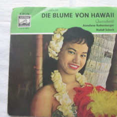 Paul Abraham - Die Blume von Hawaii _ vinyl(7