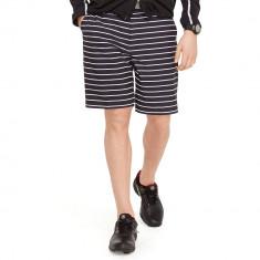 Pantaloni scurti Ralph Lauren STRIPED masura M L (reducere finala) - Bermude barbati, Culoare: Negru