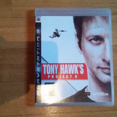 JOC PS3 TONY HAWK's PROJECT 8 ORIGINAL / by WADDER - Jocuri PS3 Activision, Sporturi, 12+, Multiplayer