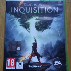 JOC XBOX 360 DRAGON AGE INQUISITION ORIGINAL PAL / by WADDER - Jocuri Xbox 360, Role playing, 18+, Single player