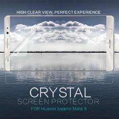 Folie HUAWEI Ascend Mate 8 Transparenta by Nillkin - Folie de protectie Huawei, Lucioasa