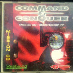 Command & Conquer: Red Alert - Counterstrike (editie limitata) - Joc PC Electronic Arts, Shooting, 16+, Single player