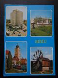 RPR  - Sibiu - Hotel Continental, Circulata, Printata