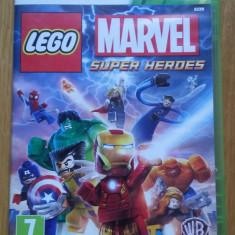 JOC XBOX 360 LEGO MARVEL SUPER HEROES ORIGINAL PAL / by DARK WADDER - Jocuri Xbox 360, Actiune, 12+, Multiplayer