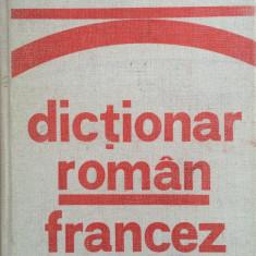 DICTIONAR ROMAN-FRANCEZ - Marcel Saras + bonus FRANCEZ-ROMAN - Mihaescu