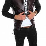 Geaca primavara - vara - geaca slim fit - geaca fashion - 6104 - Geaca barbati, Marime: S, M, L, XL, Culoare: Din imagine
