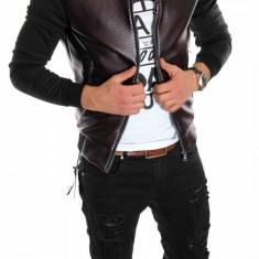Geaca tip ZARA primavara - vara - geaca slim fit - geaca fashion - 6104 - Geaca barbati, Marime: S, M, L, XL, Culoare: Din imagine