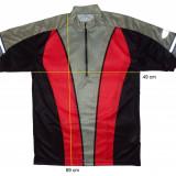Tricou bicicleta ciclism LOFFLER original, tesatura respirabila (M) cod-169117 - Echipament Ciclism, Tricouri