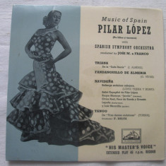 Pilar Lopez - Music Of Spain _ vinyl(7
