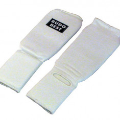 Tibiere ciorap*Textil*Rosu*M - Accesorii box