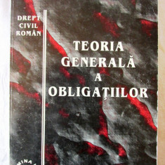 """DREPT CIVIL ROMAN. TEORIA GENERALA A OBLIGATIILOR"", Prof. univ. Liviu Pop, 1998, Alta editura"