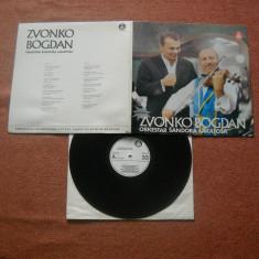 Zvonko Bogdan I Orkestar Šandora Lakatoša(1979)(vinil muzica trad. sarbeasca) - Muzica Folk Altele