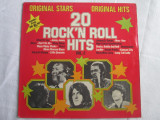 Various ‎– 20 Rock'n Roll Hits Vol. 2 _ vinyl(LP,compilatie) Germania, VINIL