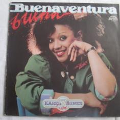 Buenaventura / Karel Vágner Band – Buena _ vinyl(LP, album) Cehoslovacia - Muzica Latino Altele, VINIL