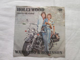 "Waterloo & Robinson ‎– Hollywood _ vinyl(7"") Austria, VINIL"