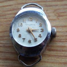 Ceas mecanic dama  f mic, Elegant, Mecanic-Manual, Analog