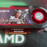 Gigabyte HD 4890  1gb ddr5 / 256 bits Gaming Dual Dvi