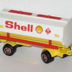 Majorette - Cisterna Shell 1/87 - Macheta auto Alta