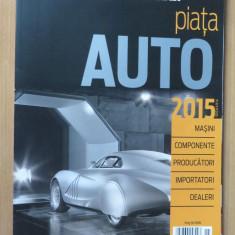 Piata auto 2015 Ziarul Financiar ZF - Revista auto