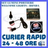 SET 2 x LUMINI LOGO LASER HONDA GENERATIA 6 (12V, CAMION 24V) - LED CREE 7W, ZDM