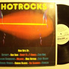 Disc vinil HOTROCKS (produs Melodia - Rusia)