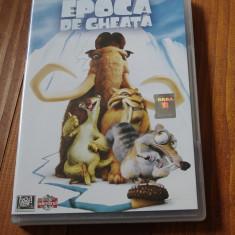 Film - Filmele Adevarul - Epoca de gheata !!! - Film Colectie, DVD, Altele
