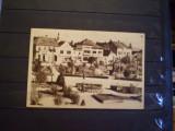 R.P.R. - 1953 - FAGARAS - PARCUL CENTRAL - CIRCULATA ., Fotografie