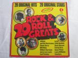 Various – 20 Rock & Roll Greats _ vinyl(LP,compilatie)_ Elvetia, VINIL