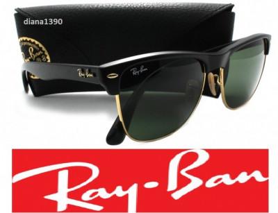 Ochelari Ray Ban Clubmaster Wayfarer foto