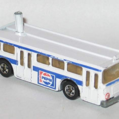 Hot Wheels - Double Deck Bus - Macheta auto Alta