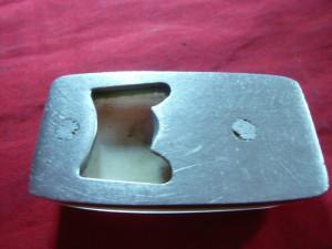 Desfacator capace bere cu paianjen mare pe maner dim.=6,7x3,3 x1 cm
