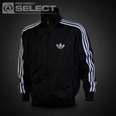Jacheta sport Adidas pentru barbati - Jacheta barbati Adidas, Marime: L, Culoare: Negru, Poliester