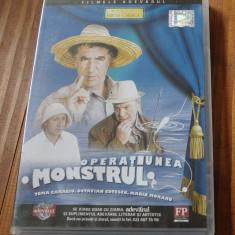 Film - Filmele Adevarul - colectia Toma Caragiu - Operatiunea monstrul !!! - Film Colectie, DVD, Altele