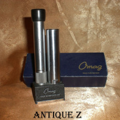 Microscop elvetian Omag, vintage