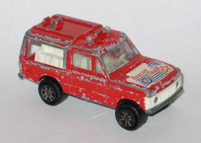 Majorette - Range Rover Rescue Team foto