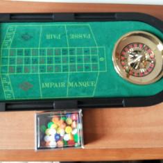 Joc, ruleta miniaturala - Joc board game