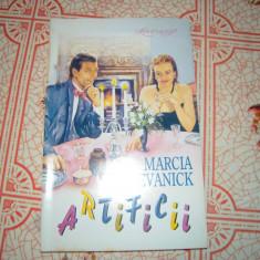 Carte: roman de dragoste MARCIA EVANICK - ARTIFICII - Roman dragoste