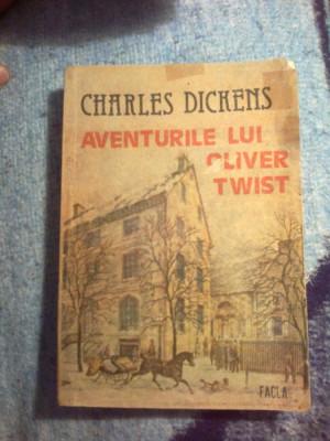e3   Charles Dickens - Aventurile lui Oliver Twist foto