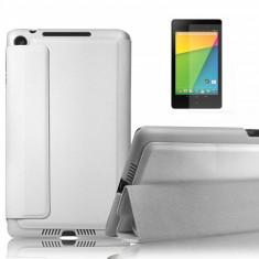 Husa Asus Google Nexus 7 2013 Gen 2 + folie + stylus - Husa Tableta Asus, 7 inch