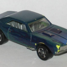 Hot Wheels Color Shifters - 67 Camaro - Macheta auto