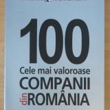 Top 100 cele mai valoroase companii din Romania 2014 - Ziarul Financiar
