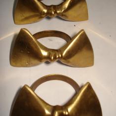 Inele pentru servet (servetele ) din alama sau bronz - Arta din Metal