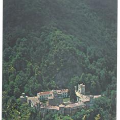 7373 - Romania ( 91 ) - Gorj, TISMANA Monastery - postcard - unused - Carte Postala Oltenia dupa 1918, Necirculata, Printata