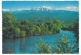 7390 -  Romania ( 74 ) - Valcea, OLT valley - postcard - unused - 1967, Circulata, Printata