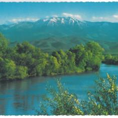 7390 - Romania ( 74 ) - Valcea, OLT valley - postcard - unused - 1967 - Carte Postala Oltenia dupa 1918, Circulata, Printata