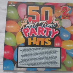 The Musicmakers ‎– 50 All Time Party Hits _ vinyl(dublu LP) UK - Muzica Pop Altele, VINIL