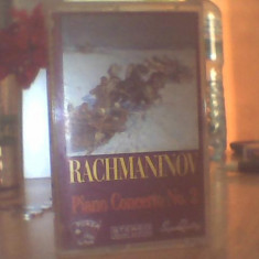 CASETA AUDIO RACHMANINOV
