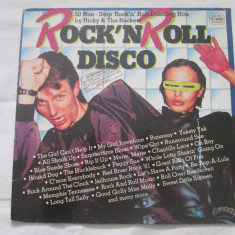 Various - Rock'n Roll Disco _ vinyl (LP) Germania - Muzica Rock & Roll Altele, VINIL